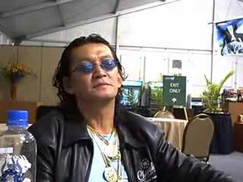 Life's A Bluff - Random Questions with Scotty Nguyen Video