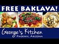 Greek Restaurant Phoenix | George's Kitchen | restaurants in Phoenix AZ