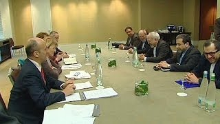 Iran and world powers pursue efforts to remove obstacles to nuclear deal  11/22/13