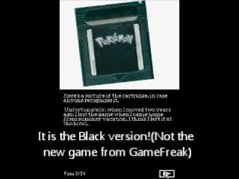 Pokemon Ghost Black Creepy Pasta Youtube