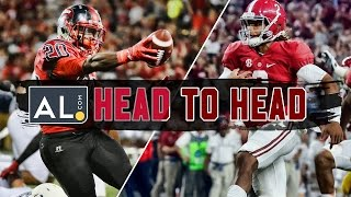 Head To Head: Western Kentucky vs Alabama prediction show