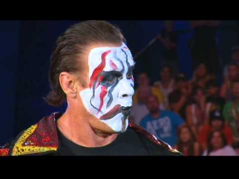 Eric Bischoff Calls Out Sting video
