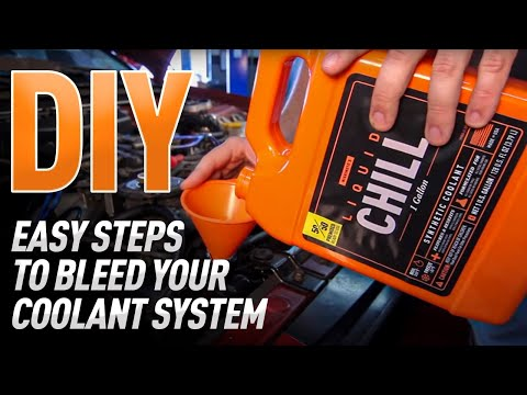 DIY - How to Bleed a Coolant System with Mishimoto Liquid Chill™ Synthetic Engine Coolant