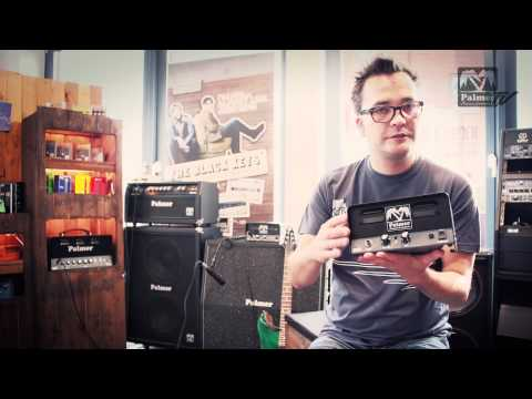 Palmer Eins - 1 Watt Mini Amp Teaser