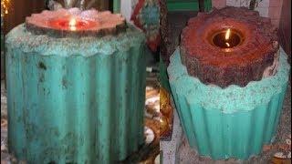 Chùa Đất Sét và cây đèn nến tự cháy sáng suốt 700 năm