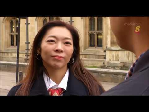 英國琪迹:劍橋的獅城學子