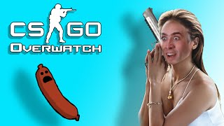 SLAP ME ON THE ASS AND CALL ME JENNIFER LOPEZ - CS:GO OverWatch #7
