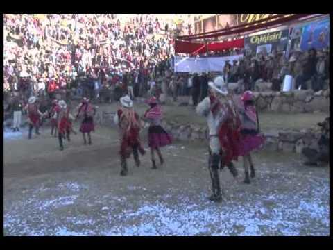 DANZA CORTEJO DEL QORILAZO   2011
