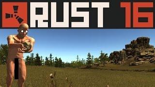 RUST #016 - Überfall auf offener Strecke [FullHD][deutsch]