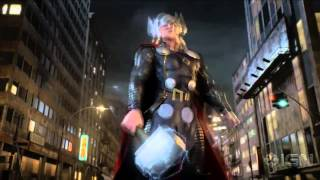 The Avengers Battle For Earth E3 2012 Complete Trailer