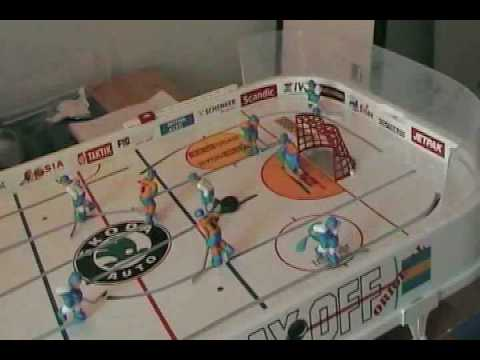 Table Hockey Skills
