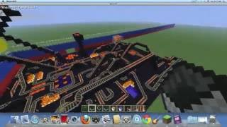 Minecraft Roller Coaster- DANGER! (Download Link)