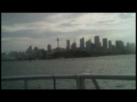 Felix Australia - Whale Watching In Botany Bay Sydney - A South Sea Dream # 02