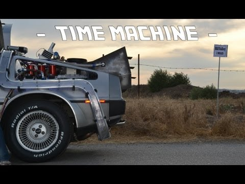 1981 Delorean - TIME MACHINE