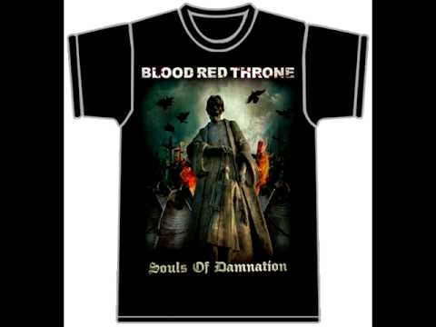 Blood Red Throne - Throne Of Damnation (with lyrics + more)