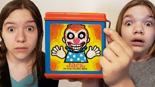 The Haunted Jack-In-The-Box!