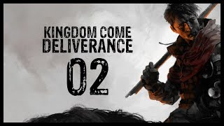 Kingdom Come Deliverance Gameplay Part 2 (A FATHER'S LESSON)