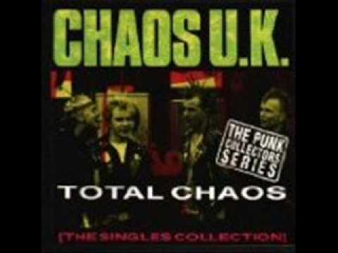 Chaos Uk - The End Is Nigh