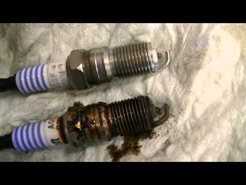 Replacing #5 Coil Pack and Spark Plug in my 2003 F-150