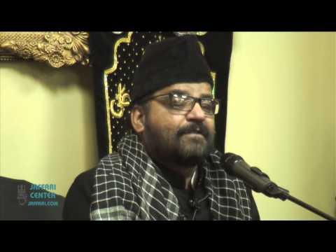 Maulana Abid Bilgrami 11 Safar 1437:2015 Majlis