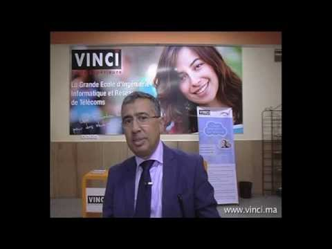 Ecole Supérieure VINCI : Cloud Computing and Mobility Part I par Mr Nasser KETTANI CTO Of MICROSOFT