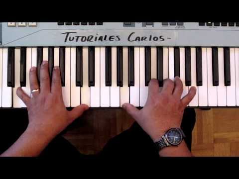 Canta Al Senor - Ingrid Rosario Tutorial Carlos