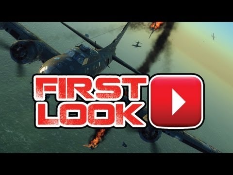 War Thunder Gameplay - First Look HD