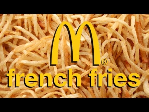 How To Make McDonald's French Fries Recipe At Home | Get The Dish