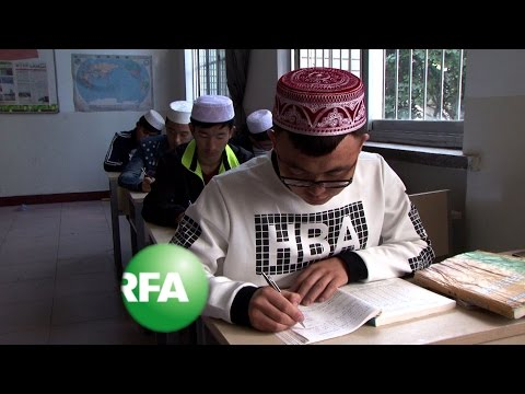 For China's Muslims, It's 'Love of Country, Love of Religion'
