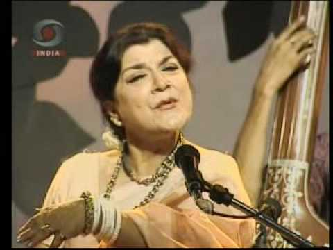 Rita Ganguly- thumri: Baju Band Khul Khul Jan.avi