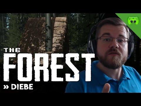 THE FOREST # 22 - Diebe «» Let's Play The Forest | HD klip izle