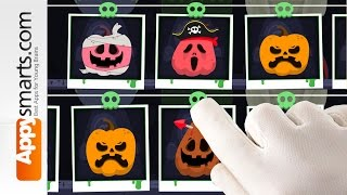 Pumpkin Carving game for kids: Spooky Lab [iPad, iPhone, Android]