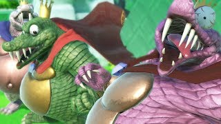 KING K. ROOL: BATTLE ROYALE
