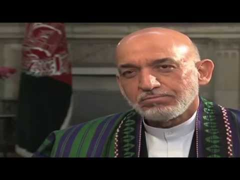 Pres Karzai Interviewed by VOA; ' 2x Abdullah Dishonored Afghans 4 UN, US Role'