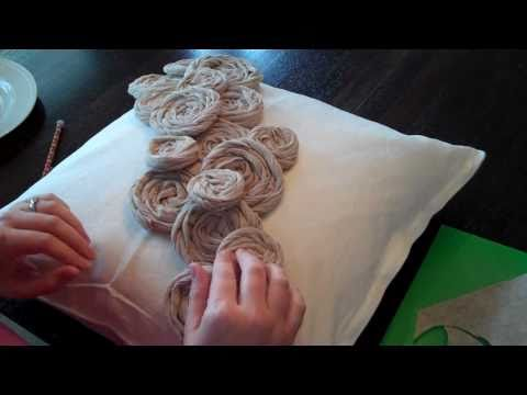 How to Make Rolled Rosette Flowers Music Videos