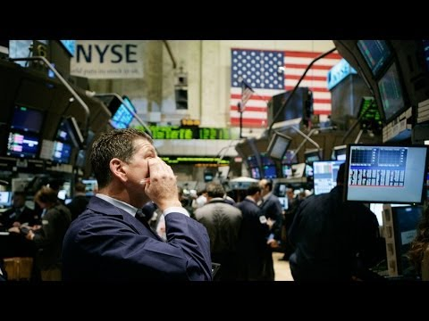 Markets Slump After Goldmans' Stock Valuation Warning