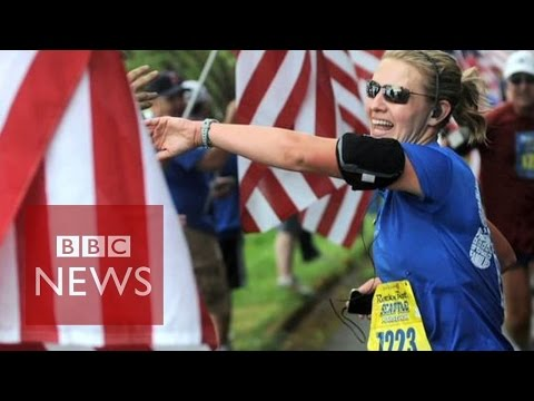 To Remember: Coping with war deaths through running - BBC World News Documentary