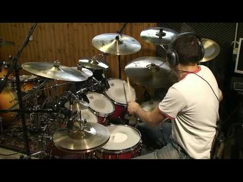 Alter Bridge - metalingus - drum cover by Andrea Mattia