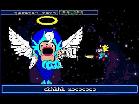 Ending Man Game Mega Man Sprite Game