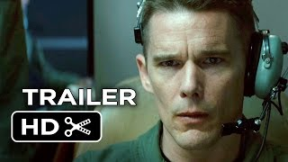 Good Kill TRAILER 1 (2015) - Ethan Hawke, Zoë Kravitz Movie HD