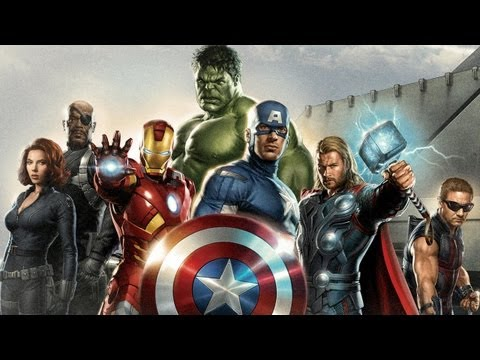 The Avengers 2 Additions - It's A Wrap!