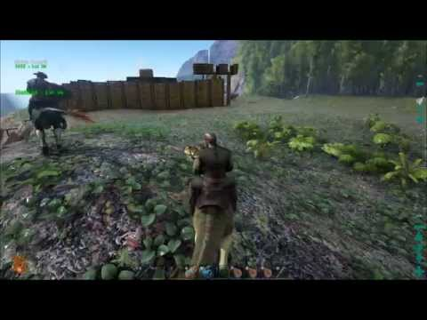 ARK: Survival Evolved - Славный кооп #03 - В горы за металлом
