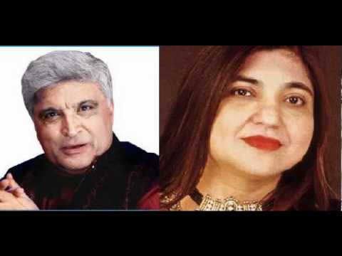 Sare Sapne Kahin Kho Gaye - Javed Akthar Alka Yagnik.