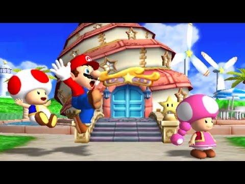 Dance Dance Revolution Mario Mix Gamecube Playthrough. NintendoComplete