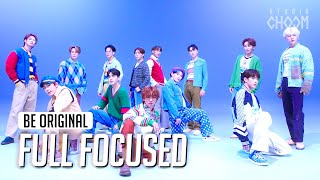 (Full Focused) SEVENTEEN(세븐틴) 'HOME;RUN' 4K | BE ORIGINAL