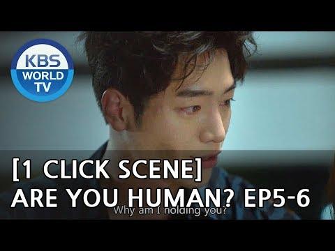 [1ClickScene] Seo Kang-Jun to the Rescue! (Are You Human?, Ep.5-6)