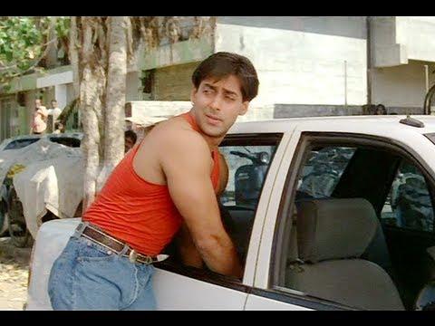Salman Khan & Shakti Kapoor as robber - Judwaa - Comedy Scene...