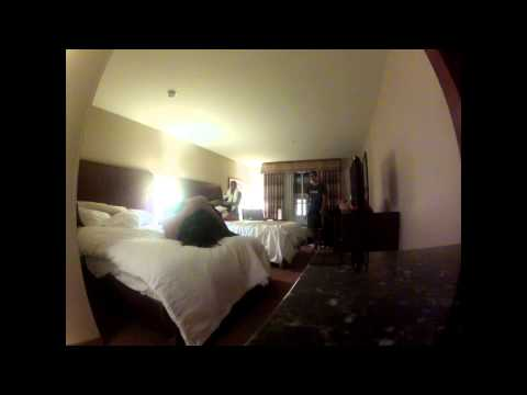 Hotel footage