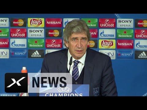 "Manchester-City-Coach Manuel Pellegrini: Leicester? ""Großartige Leistung"" | Leicester City"