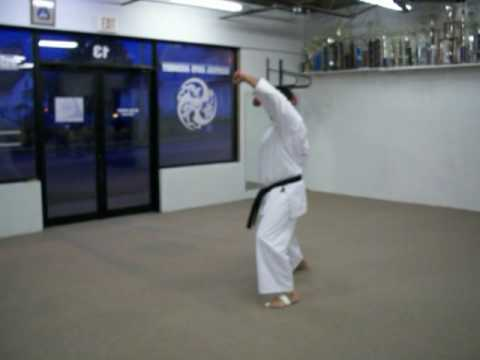 Heian Shodan -slow video